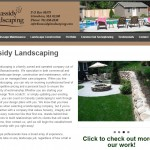Website Design and Development for Cassidy Landscaping