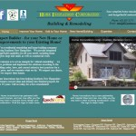 Website Design and Development for Home Innovations Construction and Remodeling